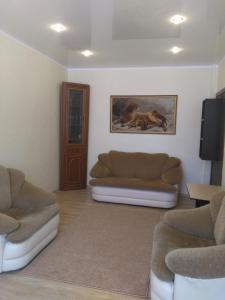 A seating area at ApartmentHouse