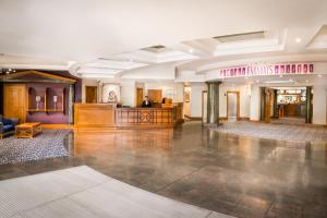 The lobby or reception area at Copthorne Hotel Merry Hill Dudley