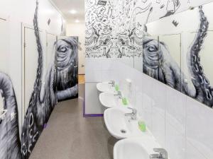 Ванная комната в Друзья на Невском