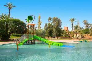 Children's play area at Iberostar Club Palmeraie Marrakech