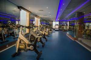 The fitness center and/or fitness facilities at Ayla Grand Hotel