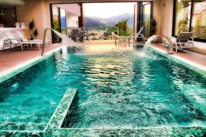 The swimming pool at or near Hotel Eden