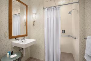 Kúpeľňa v ubytovaní Crowne Plaza San Francisco Airport
