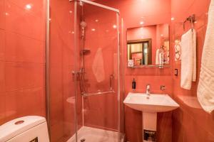 Ванная комната в Персона Мини Отель