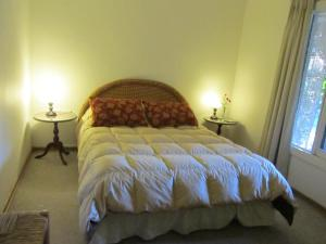 A bed or beds in a room at Hacienda Santa Clara