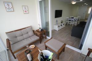 Zona de estar de Bellavista apartment
