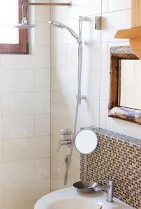 Ein Badezimmer in der Unterkunft Wilhelmshof Feggendorf