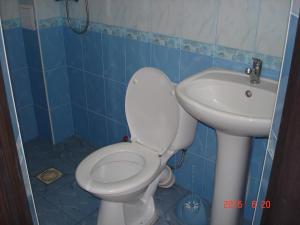 Ванная комната в Guest house Dlya Druzey