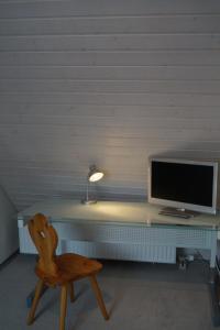 TV/Unterhaltungsangebot in der Unterkunft Gästehaus zur Mühle Dehm