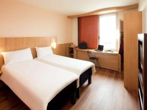 Легло или легла в стая в Ibis Barcelona Santa Coloma