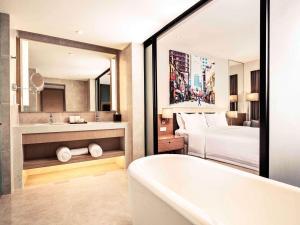 吉隆坡邵氏廣場美居酒店衛浴