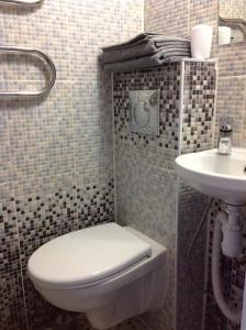 Ванная комната в Apartments Arina