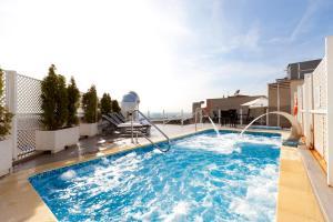 The swimming pool at or near Ganivet