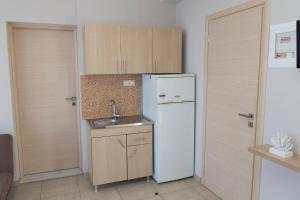 A kitchen or kitchenette at Litinakis Studios