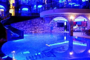 The swimming pool at or near Club Aquarium