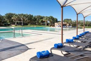 The swimming pool at or near Be Live Collection Son Antem