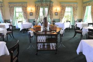 A restaurant or other place to eat at Tyddyn Llan Restaurant with Rooms