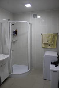 Ванная комната в Дом в Яру