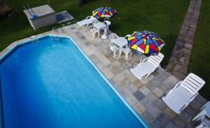 The swimming pool at or close to Hotel San Lucas