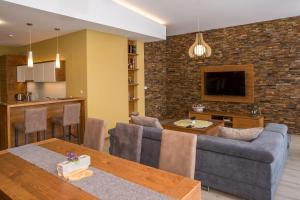 Posedenie v ubytovaní Hrebienok Resort - Dependance