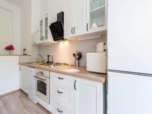 Cucina o angolo cottura di Origin 1920 Prague apartment