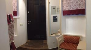 A bathroom at Studio near the sea