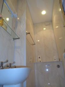 A bathroom at The Charlesworth