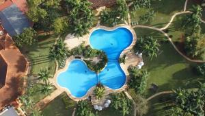 Una vista aérea de Iguazú Grand Resort Spa & Casino