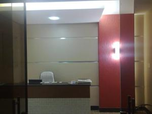 A bathroom at Panorama Hotel