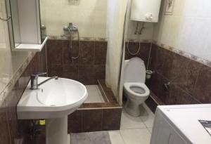 Ванная комната в Апартаменты Студия на Гоголя 12к1