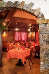 Ресторан / где поесть в Hotel La Tea