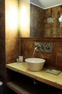 Un baño de Apart Hotel Via 51
