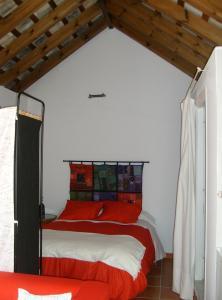 Cama o camas de una habitación en Apartamentos Casa la Costanilla