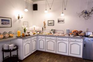 Küche/Küchenzeile in der Unterkunft Aparthotel Benen Diken