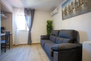 Zona de estar de Apartment near City of Arts