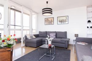 Zona de estar de Two-Bedroom Apartment Diosa Tanit