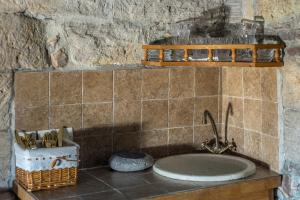 A bathroom at The Windmill