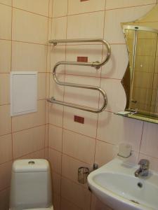 Ванная комната в Синее море, ресторанно-гостиничный комплекc