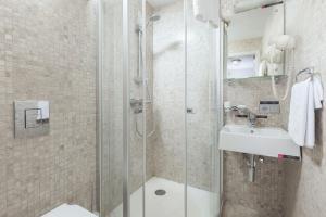Ванная комната в Отель Ялта Интурист