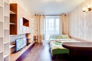 Гостиная зона в FortEstate Volgina 25