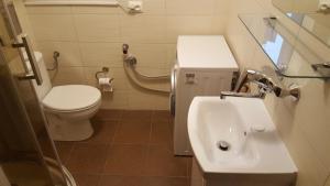 Łazienka w obiekcie Apartment Katamaran
