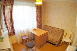 Гостиная зона в Уютная квартира у моря в лучшем районе Светлана