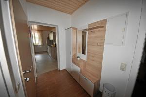 A bathroom at Apartements Wallner
