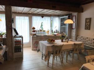 Ресторан / где поесть в Hotel Garni Haus Alpine