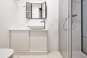 Łazienka w obiekcie OLD NEW - Szczepanska