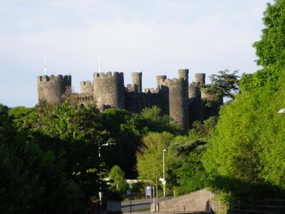 A Castle View - Laterooms