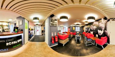 YHA Liverpool - Laterooms
