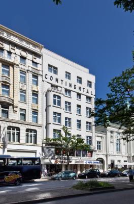 Novum Hotel Continental Hamburg Hauptbahnhof - Laterooms