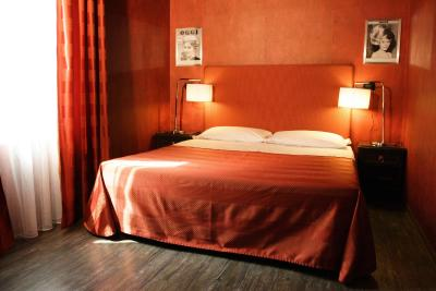 Hotel Il Guercino - Laterooms