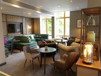 Hilton Garden Inn Birmingham Brindleyplace - Laterooms